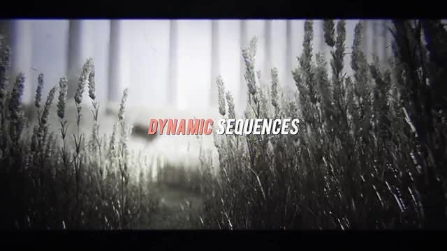 Glitch Sequences v2: After Effects Templates
