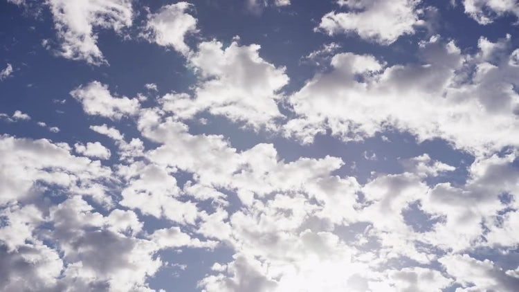 4k Clouds 02: Stock Video