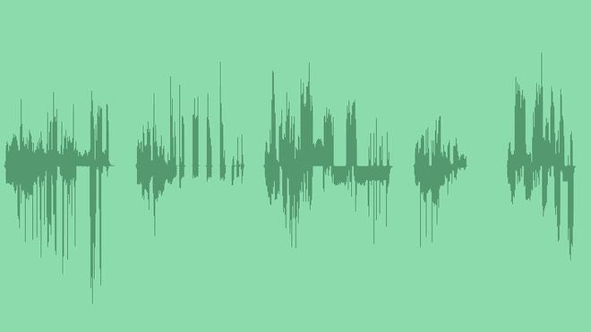 Glitch Production Element SFX 1: Sound Effects