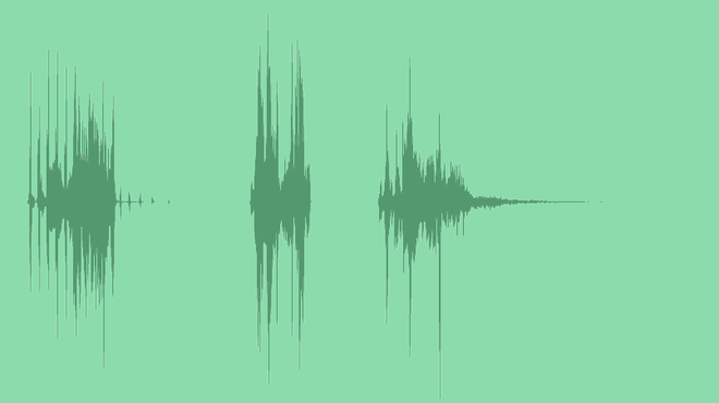 Glitch: Sound Effects