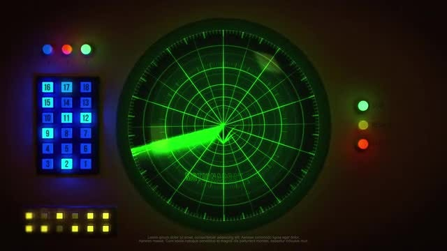 Radar Logo: After Effects Templates
