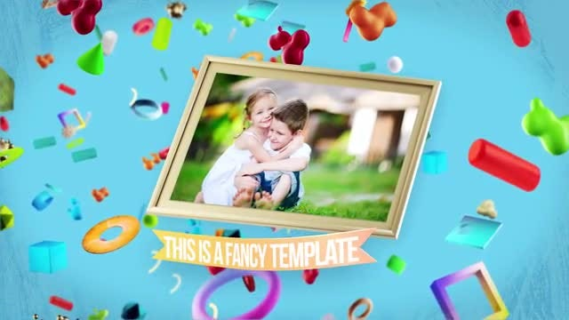 Fancy Opener: After Effects Templates