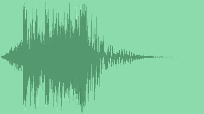 Mechanical Impact Logo: Royalty Free Music