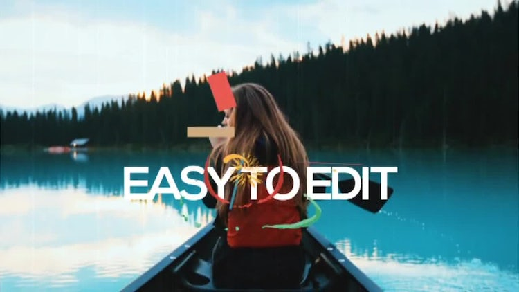 Fast Slide Show: After Effects Templates