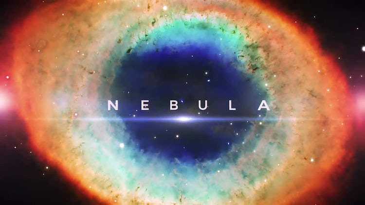 Nebula Space Trailer Titles: After Effects Templates