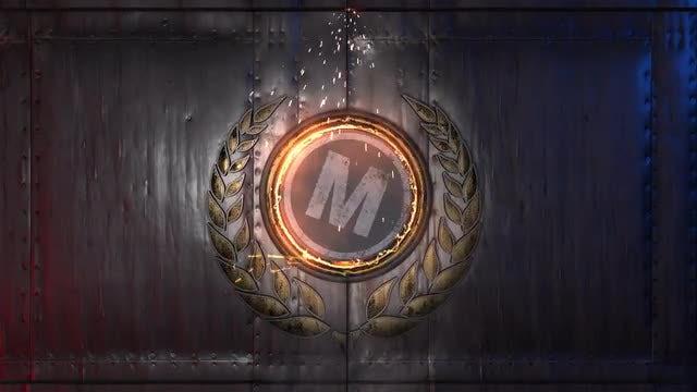 Secret Doors Logo: After Effects Templates