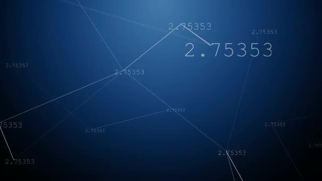 Digital Network Animation: Stock Motion Graphics
