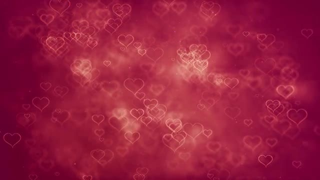 Valentine's Day Background: Stock Motion Graphics