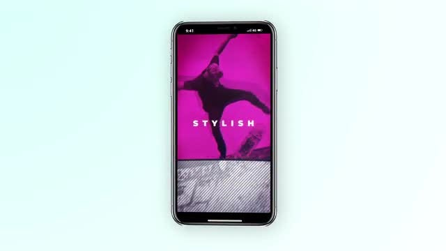 Vertical/IGTV Urban Opener: After Effects Templates