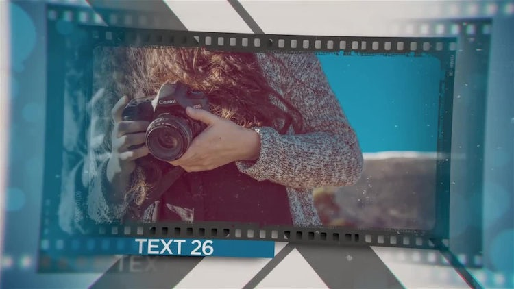 Frame Memory: After Effects Templates