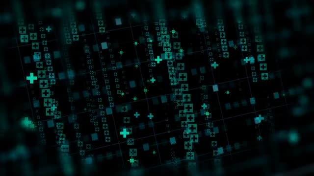 Amazing Techno Background: Stock Motion Graphics