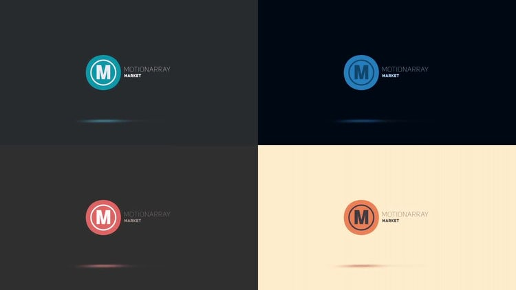 Minimal Logo 3: After Effects Templates
