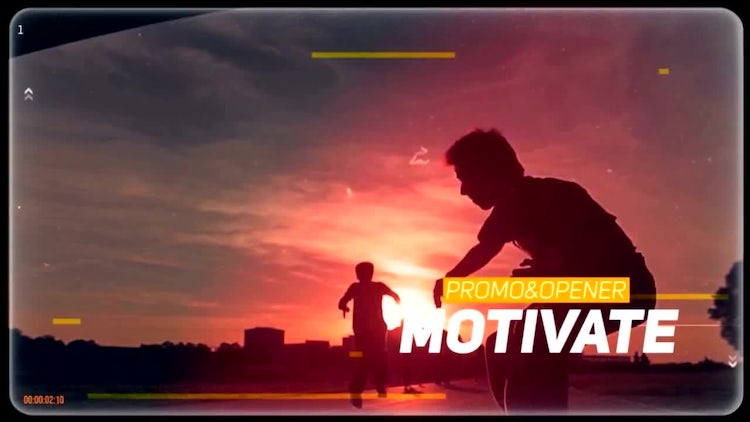 Travel Slide: After Effects Templates