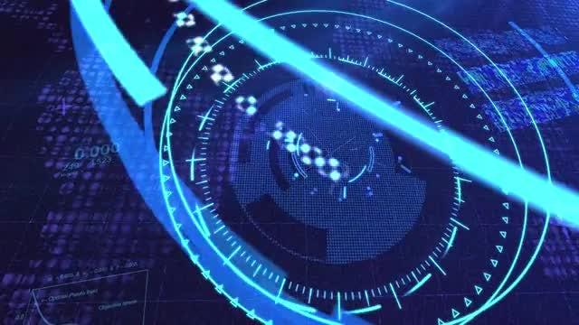 Hi-Tech Logo Opener: After Effects Templates