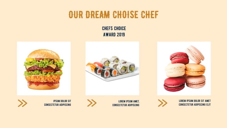Restaraunt Promo: After Effects Templates