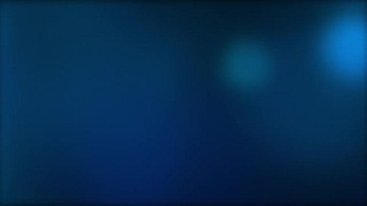 4k Particle Blues: Motion Graphics