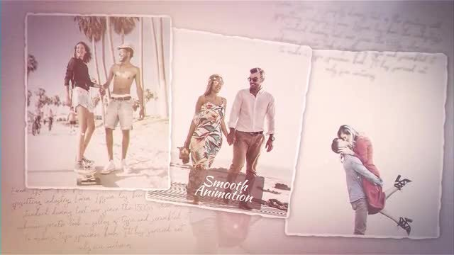 Lovely Gallery: After Effects Templates
