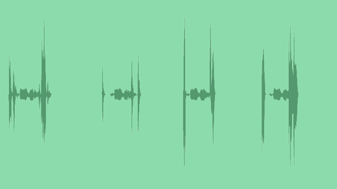 Press Recording Button: Sound Effects