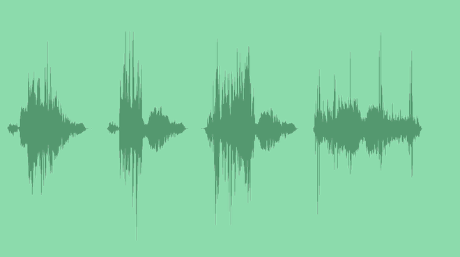 Glitch Digital Distortion: Sound Effects