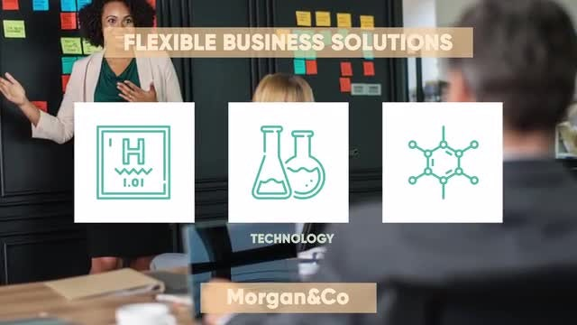 Corporation Presentation: After Effects Templates