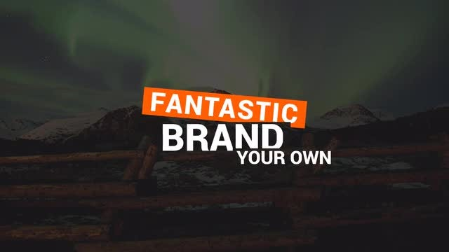 Big Stylish Titles: After Effects Templates