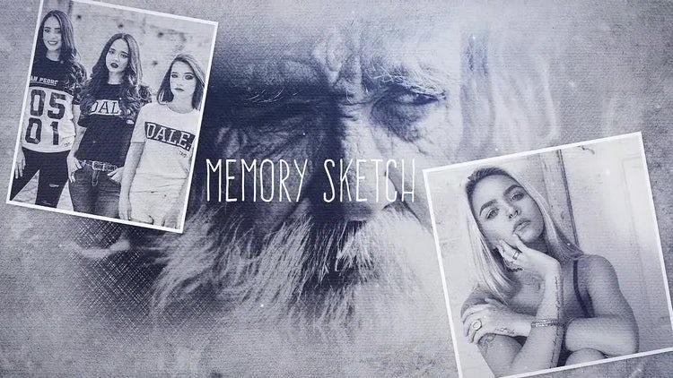 Memory Sketch: Premiere Pro Templates