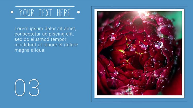 Multipurpose Colorful Travel Slideshow: After Effects Templates