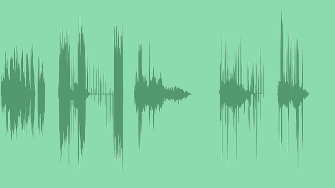 Glitched Production Sound Pack: Sound Effects