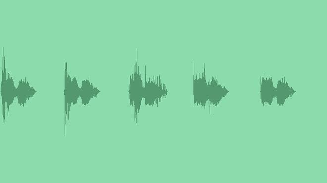 Mechanical Part Twists: Sound Effects