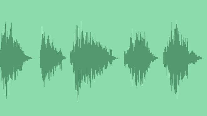 Subtle Magic Transitions: Sound Effects