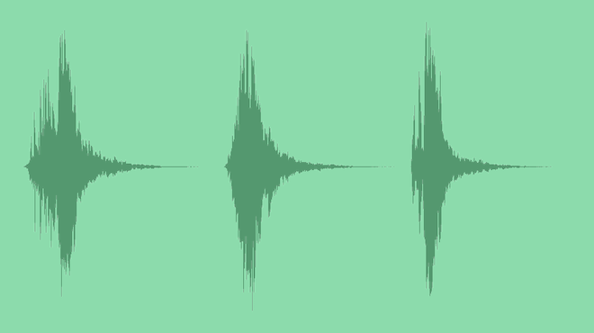 Swooshes Transition: Sound Effects