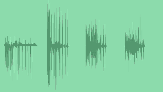 Small Mechanisms Stop Working: Sound Effects