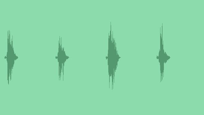 Short Servomechanism Sfx: Sound Effects