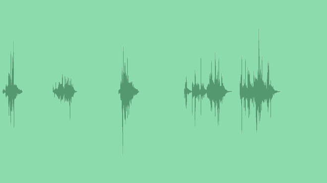 Crackles Noise - Electric: Sound Effects