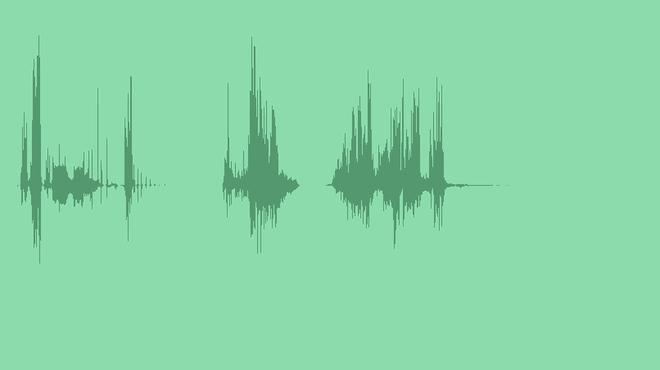 Glitch Transition: Sound Effects