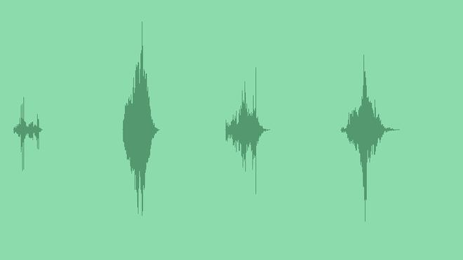 Disturbed Signal In Hologram: Sound Effects