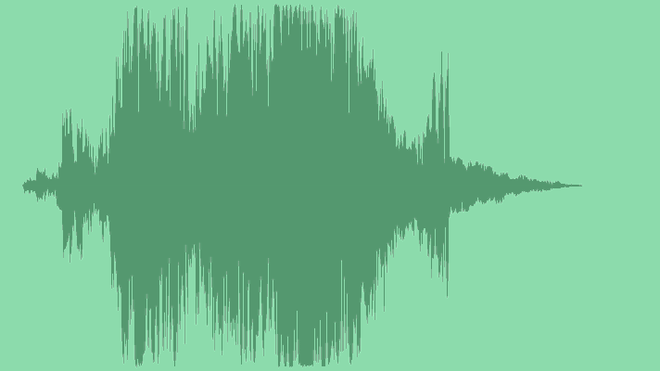 Robot Transformation Glitch Logo: Royalty Free Music