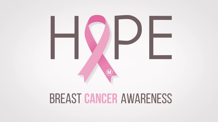 Breast Cancer Awareness After Effects Templates Motion