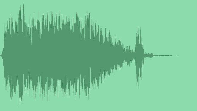 Glitches Logo: Royalty Free Music