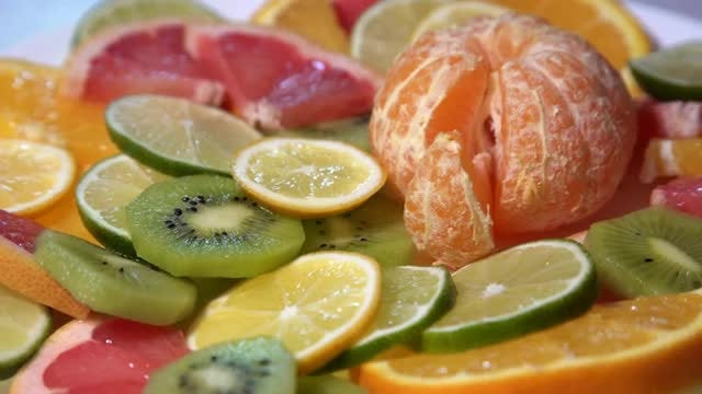 Fruits: Stock Video