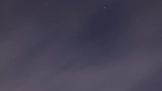 Starry Sky: Stock Video