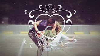 Romantic Slides: After Effects Templates