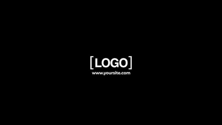 Short Simple Logo: After Effects Templates