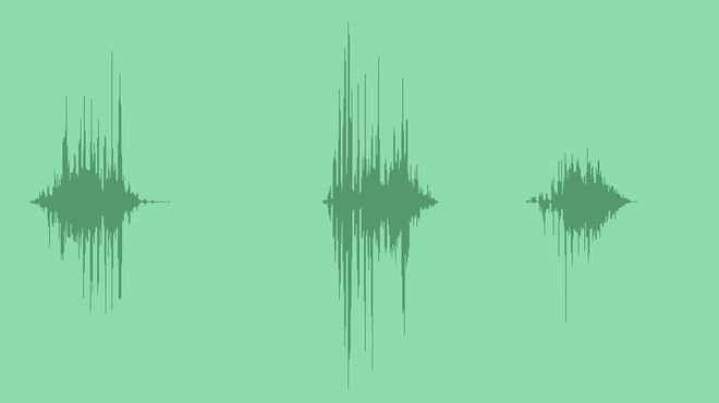 Glitch SFX Intro Logo: Sound Effects