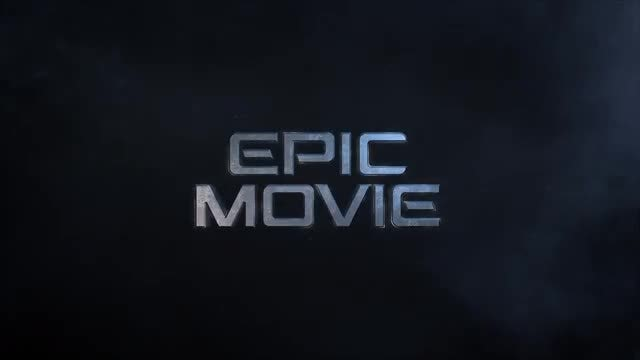 Epic Movie Title Opener: After Effects Templates