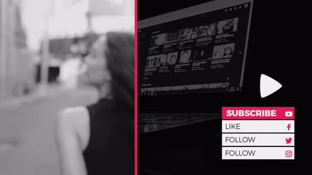 Short Youtube Kit: After Effects Templates
