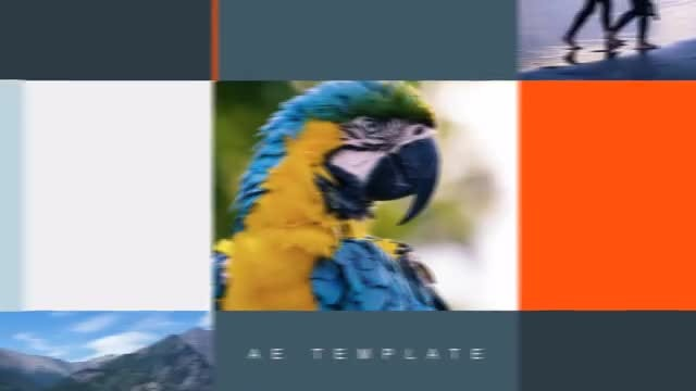 Intro Opener Slide Show: After Effects Templates