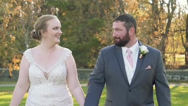 Bride And Groom: Stock Video