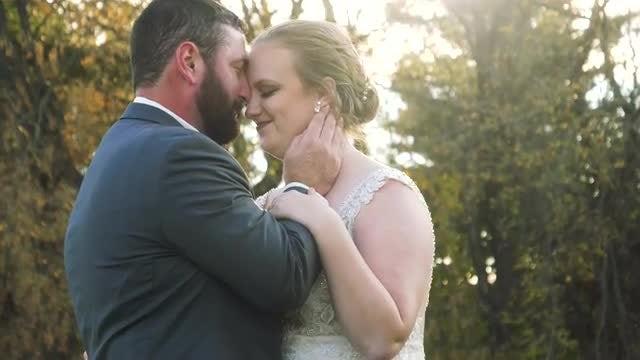 Wedding Photo Shoot: Stock Video