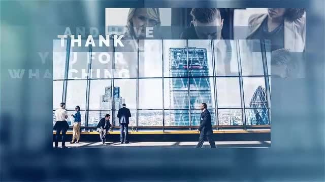 Corporate & Modern Slideshow: After Effects Templates